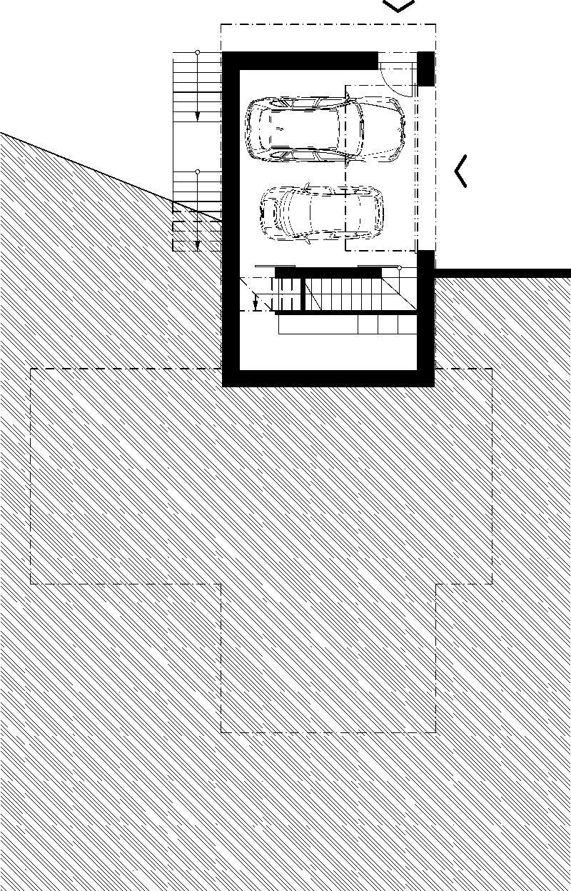 Projekt rodinného domu NED K10