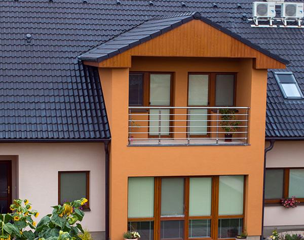Svojmu domu vyberte spoľahlivú strechu s dlhou životnosťou