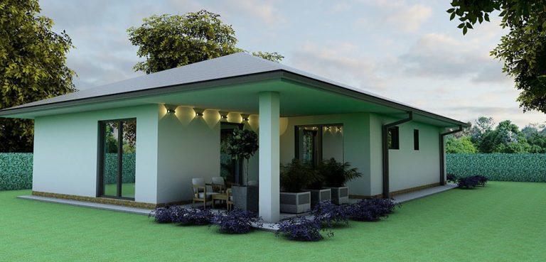 Bývanie, ktoré má zmysel – montovaný dom