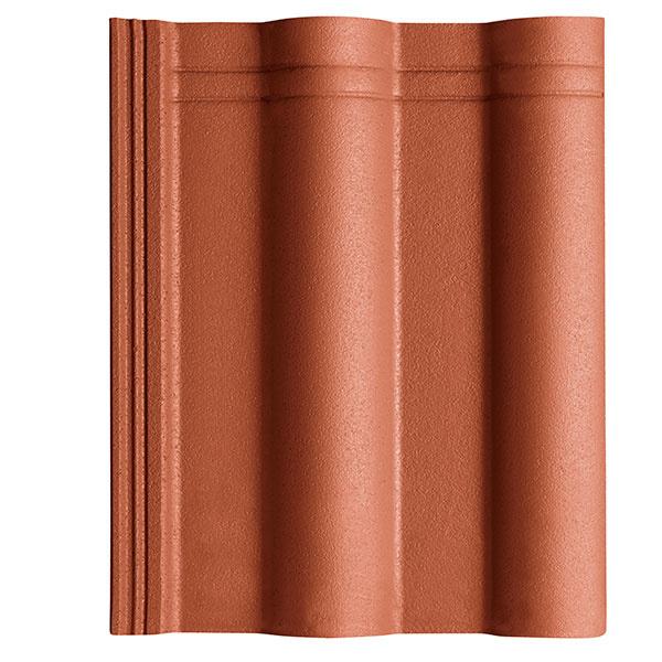 Model betónovej škridly HEIDELBERG ponúka klasický tvar a štyri farebné prevedenia.