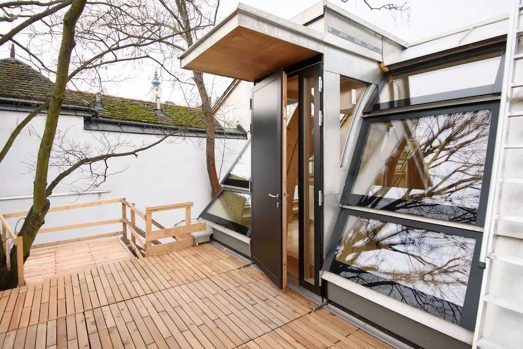 Mimoriadne slnečný byt vo Viedni