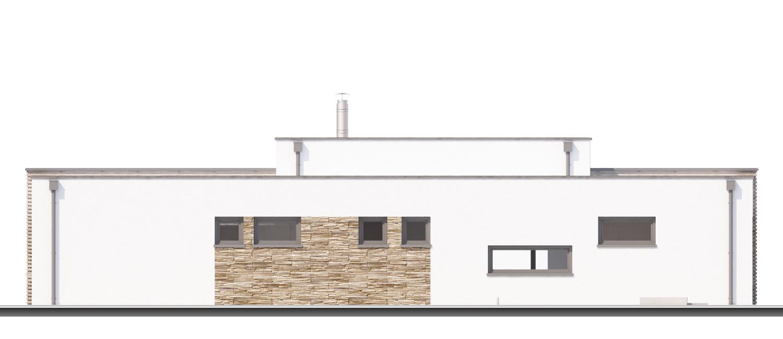 Projekt rodinného domu Gralla