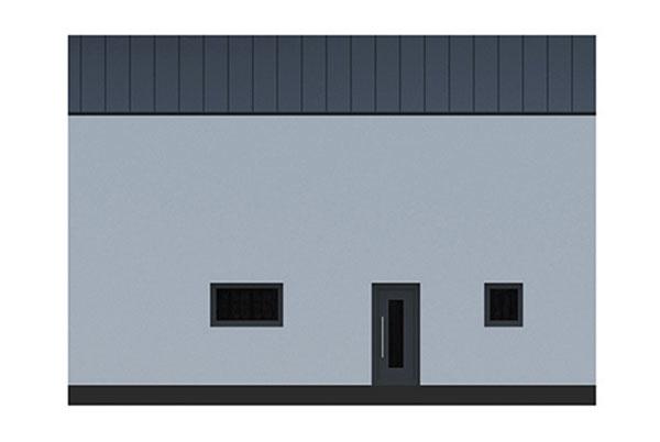 Projekt poschodového rodinného domu 1605