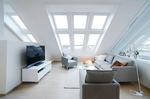 Veľkosť domu alebo bytu je rozhodujúcim faktorom pri sťahovaní