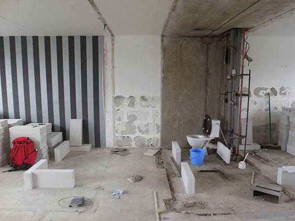 Pred rekonštrukciou