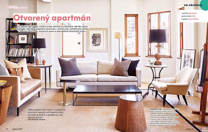 Májový Môj dom už v predaji - 208 strán len za 1,63 €