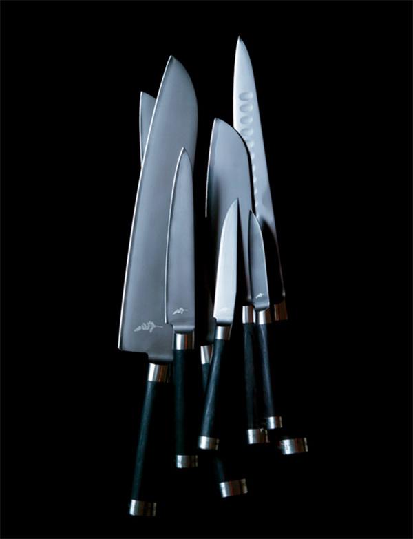 Nože Michel BRAS s príslušenstvom