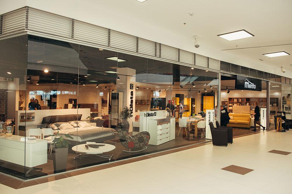 Dlhodobé zariaďovanie bývania ukončíte v obchodnom centre STYLA na Zlatých pieskoch