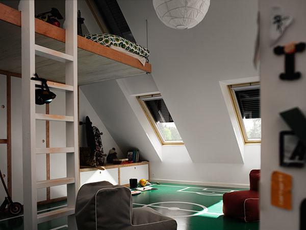 Vonkajšia roleta udržiava v interiéri tepelný komfort počas všetkých ročných období.