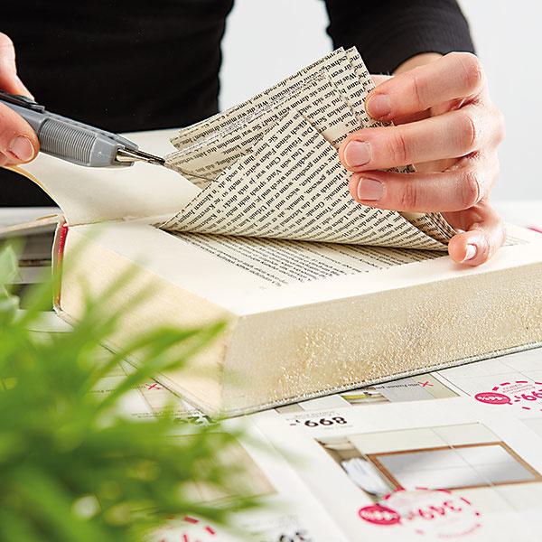 4. REZANIE Ostrým nožom, najlepšie orezávačom, vyrežeme otvor hlboký približne 3 – 5 cm.