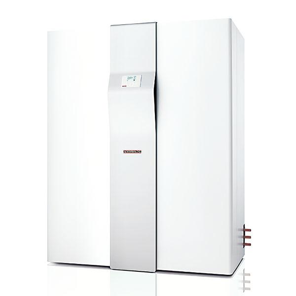 Kompaktná jednotka LWZ 304/404 SOL od nemeckej značky Stiebel Eltron zabezpečuje centrálne vetranie bez tepelných strát, prípravu OPV, vykurovanie aj chladenie. Teplo sa získava pomocou protiprúdového výmenníka z odvádzaného vzduchu (rekuperácia) a tiež z vonkajšieho vzduchu. Slúži na ohrev privádzaného vzduchu, vody v zásobníku TV a na vykurovanie. Vyšší výkon sa pokrýva elektrickým dohrevom.
