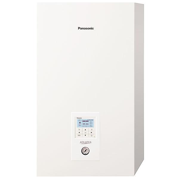 Energetická účinnosť A +++  Najvyššiu možnú účinnosť ponúka tepelné čerpadlo Panasonic Aquarea Generácia H s výkonom 7 kW, určené najmä do väčších rodinných domov. Výrazným prvkom je dotykový LCD panel s vysokým rozlíšením, ktorý okrem iného umožňuje sledovať energetický vstup a výstup v priebehu dní, týždňov a mesiacov. Získate tak prehľad o využívaní energie a úsporách. Cena celej zostavy (vnútorná + vonkajšia jednotka) je 4 977 € bez DPH.