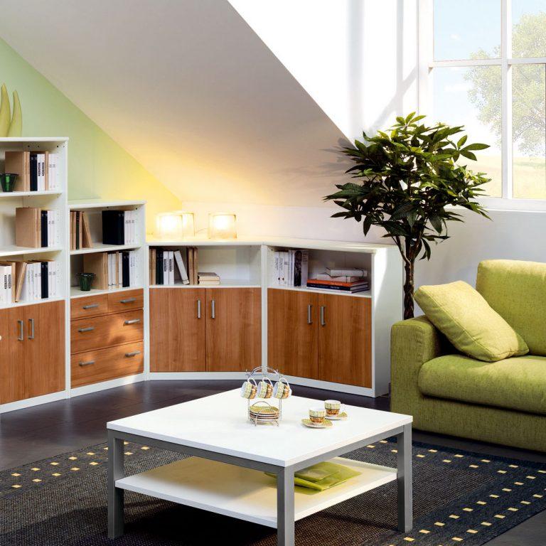 Možný nábytok v nemožnom priestore