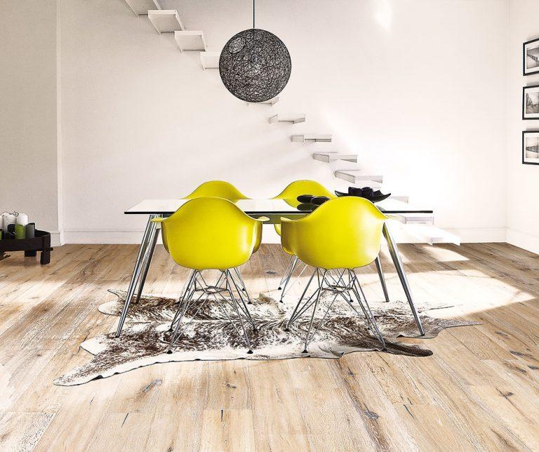 Ktoré podlahy sú vhodné na podlahové vykurovanie?