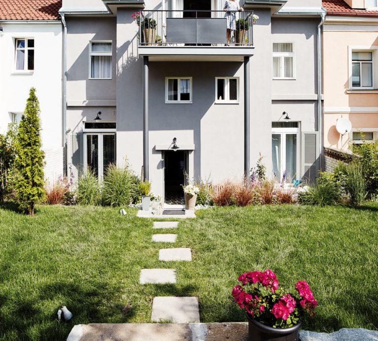 Z ruiny nájomného domu dokázali manželia vytvoriť bývanie s nezameniteľným šarmom