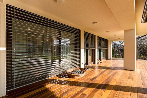 Prírodu do interiéru prinesú aj okná