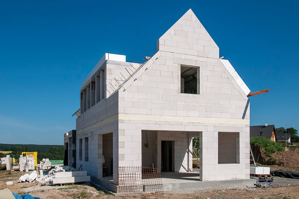 Návod na stavbu domu: Od pozemku po kolaudáciu