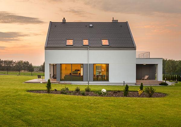 Z akých materiálov si postaviť rodinný dom?