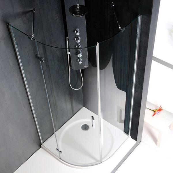 Elegantné sprchovanie v každej kúpeľni