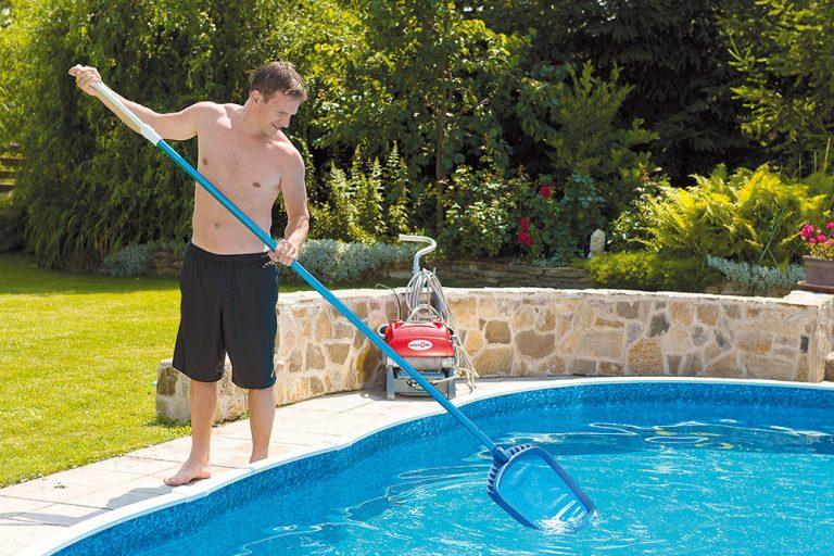 Ako dosiahnuť, aby bola voda vo vašom bazéne čistá a neškodná