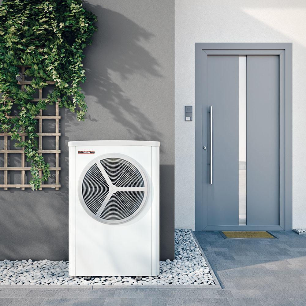 Tepelné čerpadlo vzduch/voda WPL Trend od značky STIEBEL ELTRON ponúka zladené systémové riešenie vrátane integrovanej funkcie chladenia. Je mimoriadne úsporné vďaka účinnej inventorovej technológii poslednej generácie; náklady pomáha znižovať aj reverzné odmrazovanie. Momentálne je vponuke za akciové ceny od 6 725 € sDPH. www.stiebel-eltron.sk