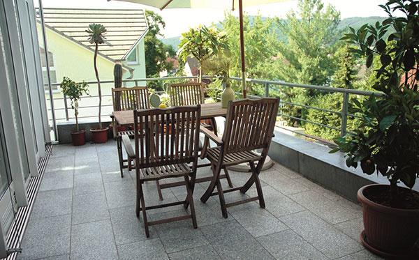 Ceresit radí, ako na balkóny, terasy a lodžie