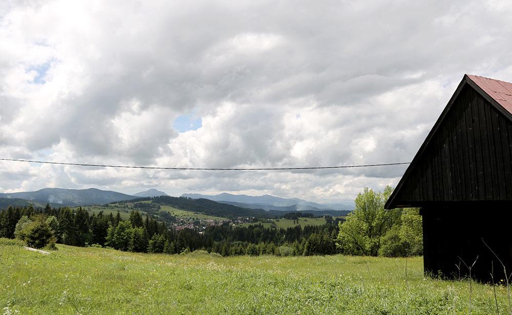 Ako sa žije na chalupe v Oravskej Lesnej