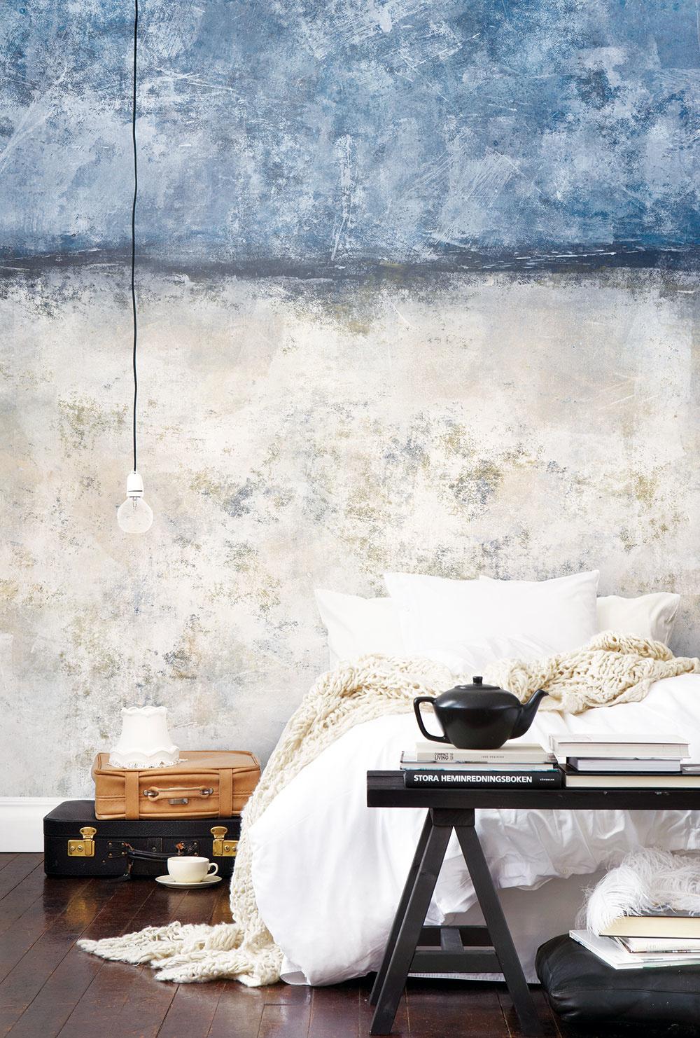 Vliesová tapeta Wallpainting od Mr Perswall, 180 × 265 cm, 132,84 €, www.design-shop.sk