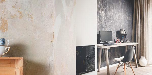 Individuálne riešenia Pre tých, čo obdivujú štruktúrované omietky, sú určené farby z radu Platinum Decor od Poli-Farbe. Neexistujú dve totožné steny, každá je vďaka spôsobu aplikácie originálna. Môžete si vybrať povrch s metalickým alebo so zamatovým efektom, stierky s mramorovým efektom či so štruktúrou pieskovca. Pri takejto úprave sa naozaj vyplatí dodržať pravidlo jednej (najlepšie pohľadovej) steny, viac už je proste viac a želaný efekt sa môže ľahko stratiť. www.polifarbesk.sk