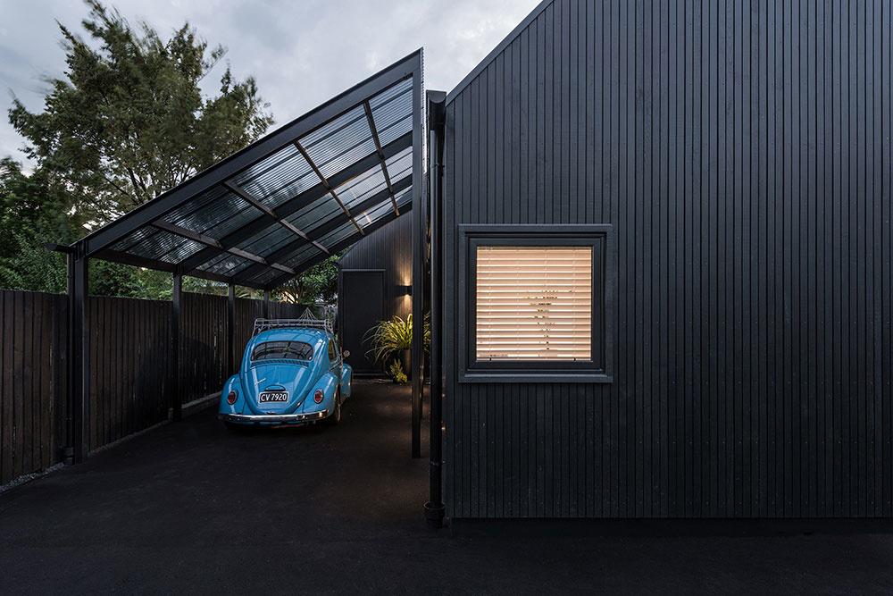 Projekt mestskej chaty Urban Cottage