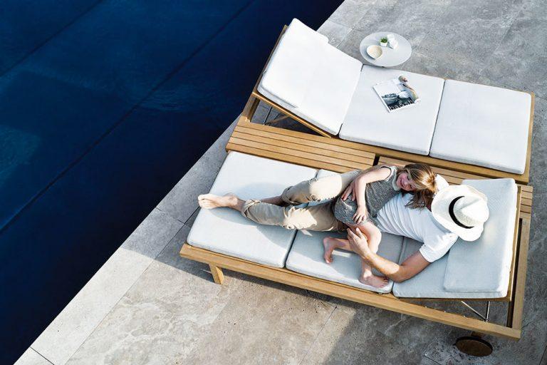 Pomocou tohto nábytku zmeníte svoju terasu na druhú obývaciu izbu