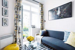 Malý pánsky byt dokonale odzkradľuje povahu a záujmy majiteľa
