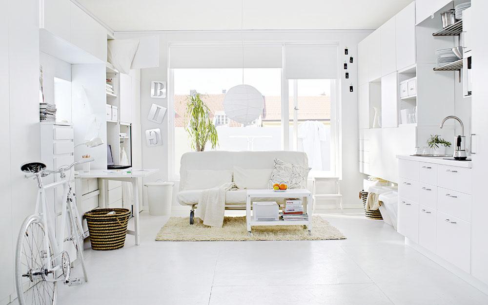 Kuchyňa spojená s obývačkou má viac výhod ako nevýhod