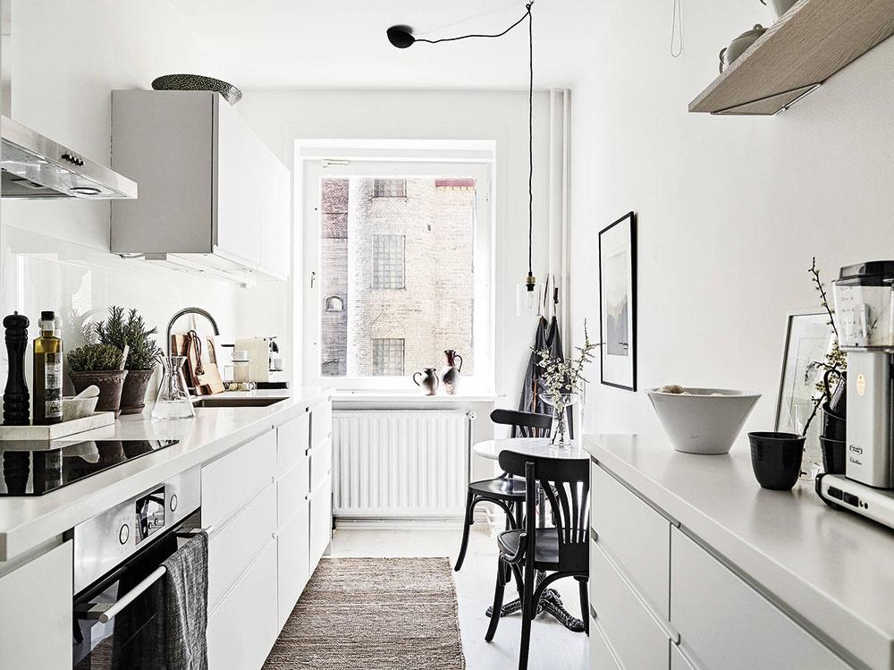 Ako spraviť z malej kuchyne funkčný a útulný priestor