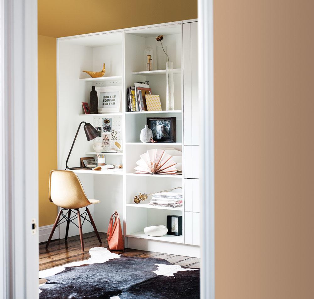 4 tipy na praktické umiestenie domáceho pracovného kútika