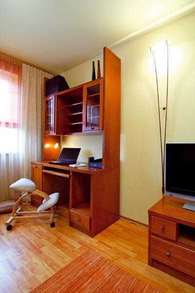 5 P jednej pracovne: Nielen práca, ale aj pohovenie si v pohodlí a príjemné prostredie