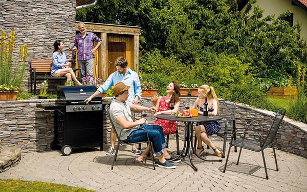 Ako si vybrať správny záhradný gril