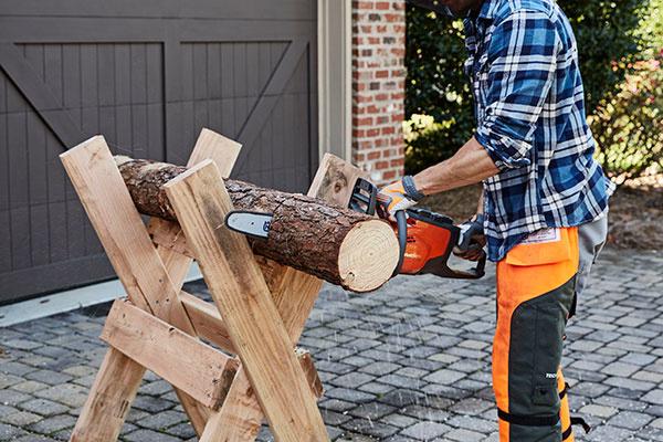 Príprava palivového dreva s využitím moderných technológií