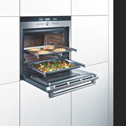 Zabudovateľné rúry Siemens dávajú umeniu varenia nový rozmer