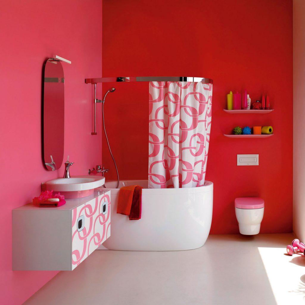 Malá kúpeľňa s veľkou radosťou