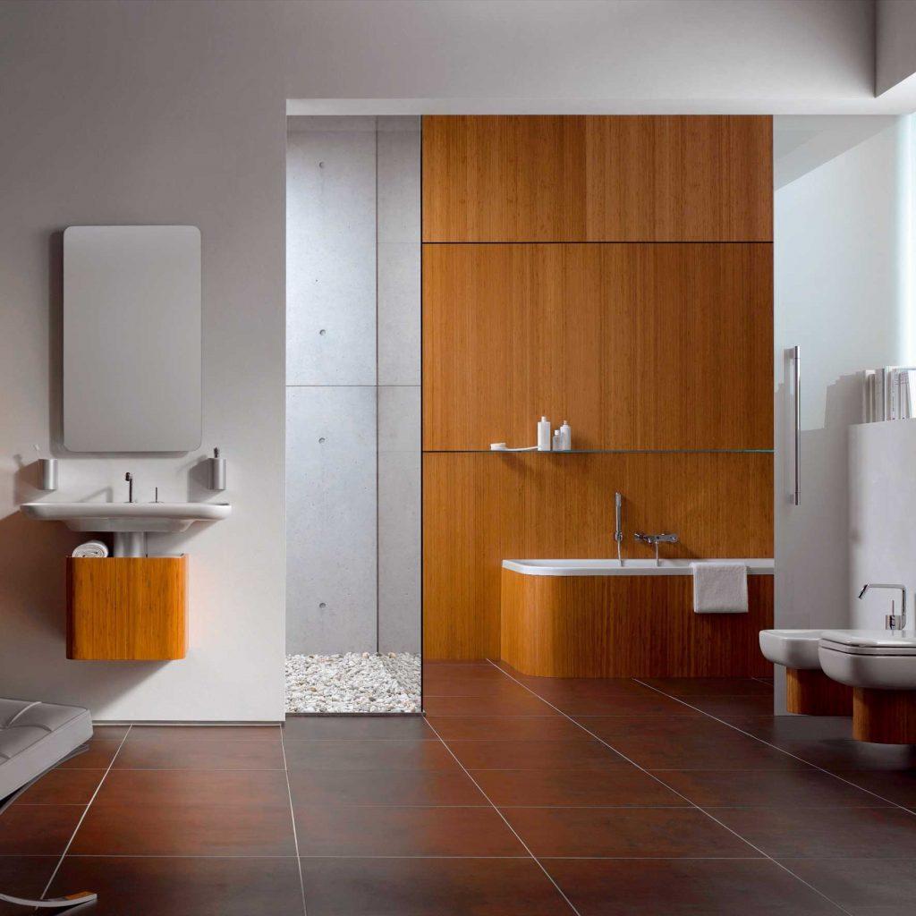 Kúpeľne s dizajnom Rossa Lovergrova