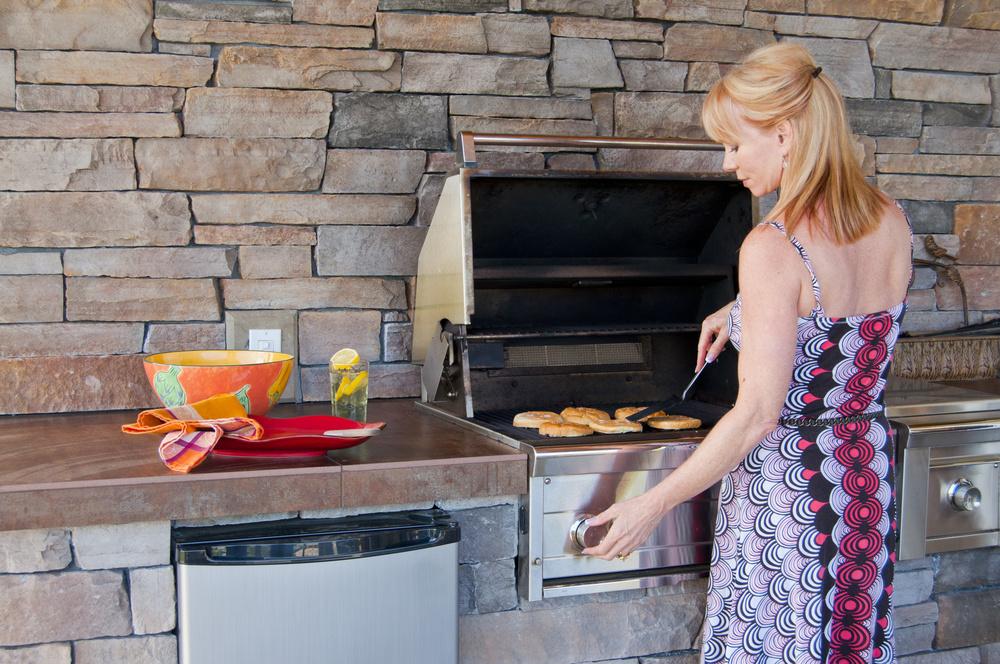 Skvelé tipy pre vonkajšiu kuchyňu
