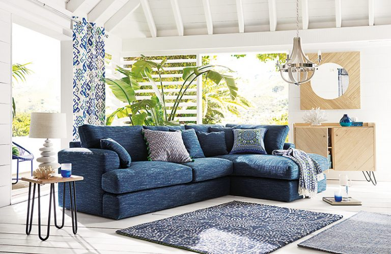 Pomocou týchto tipov si domov prenesiete plážovú atmosféru a získate interiér ako pri mori