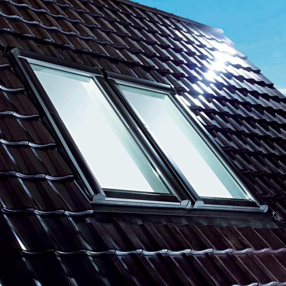 Energeticky úsporné strešné okno