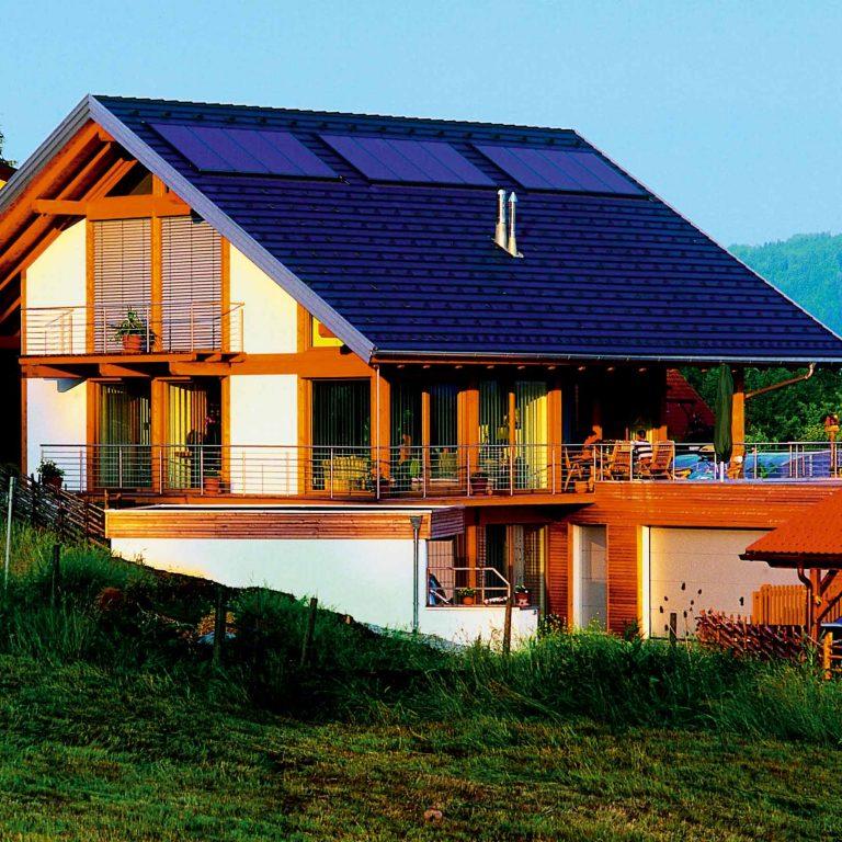 Solárna strecha so 70 % úsporou energie