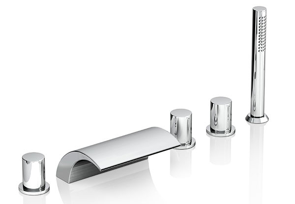 Vaňová batéria – vodopád, model WF 025.00, cena 324 €, záruka 5 rokov