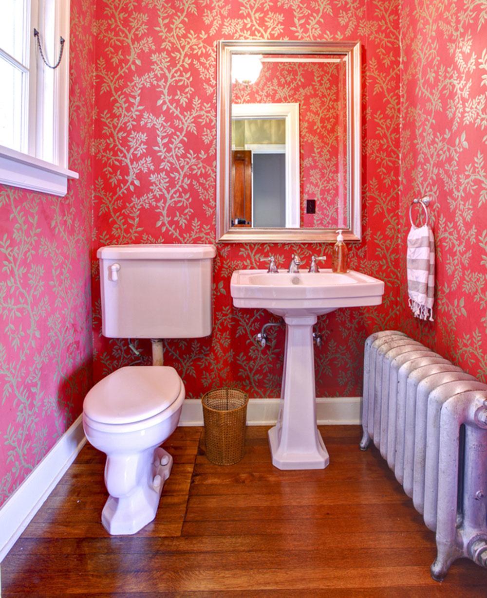 Skvelé triky do malej kúpeľne: Výber farieb nie je zďaleka všetko!