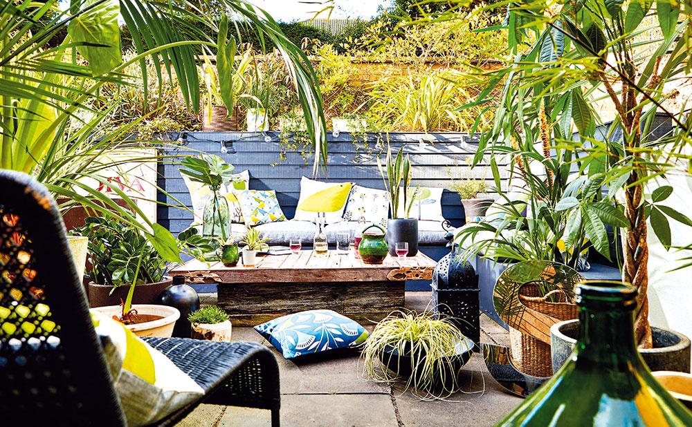 Ako pripraviť originálnu záhradnú párty a nezblázniť sa