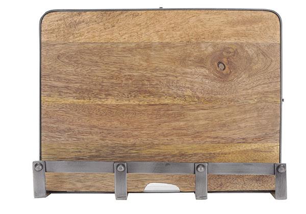 Pomocník do kuchyne  Drevený stojan na tablet  Kitchen Craft, 30,95 €,  www.zoot.sk
