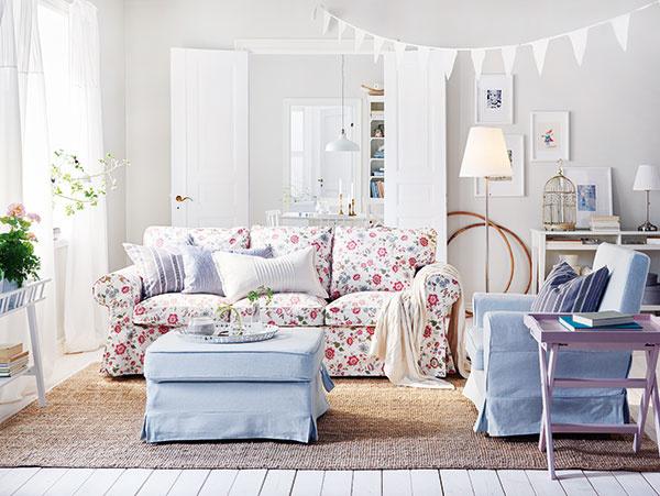 Romantické bývanie: Štýl, ktorý sa vracia do interiérov